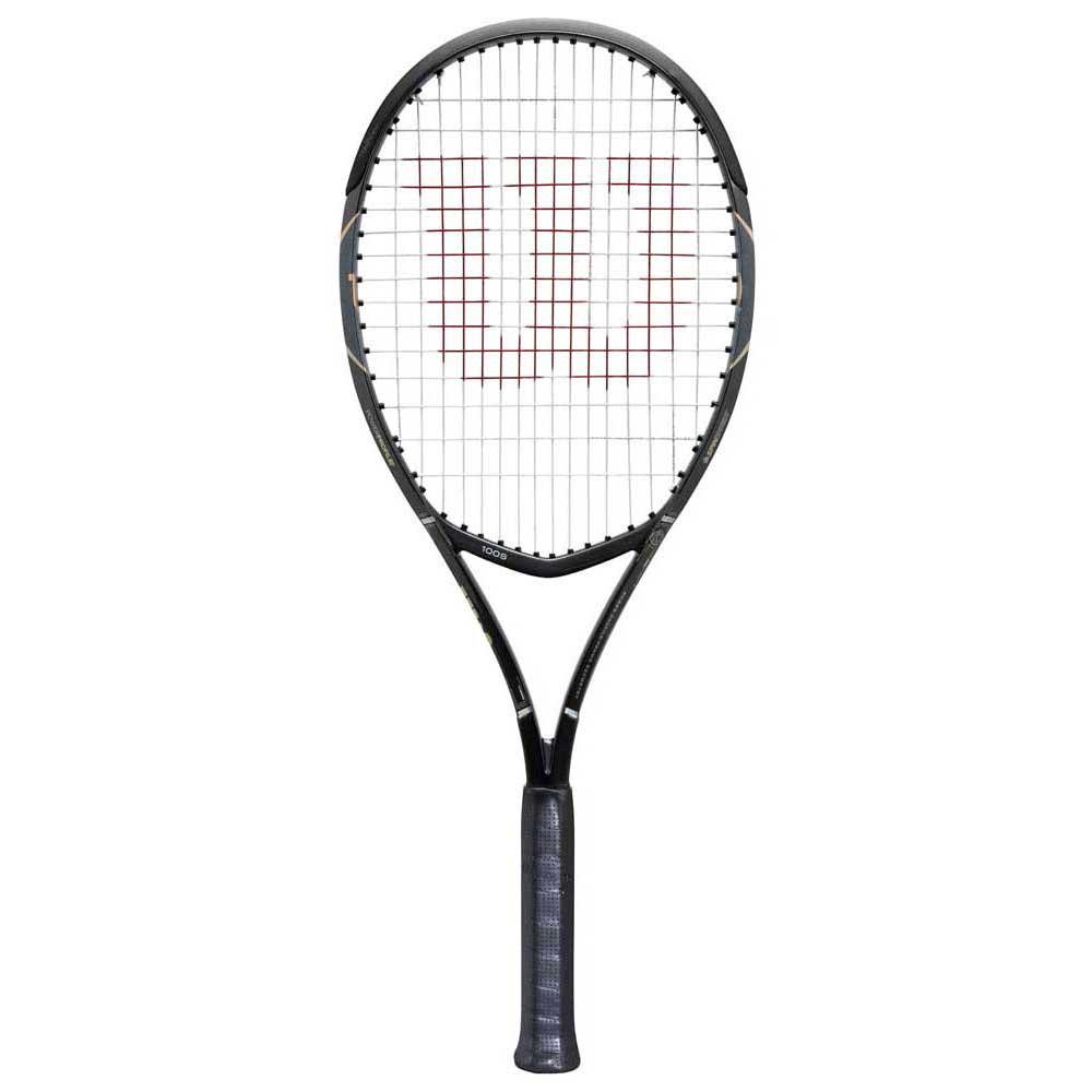 Raquettes de tennis Wilson Ultra Xp 100s 2 Black / Grey