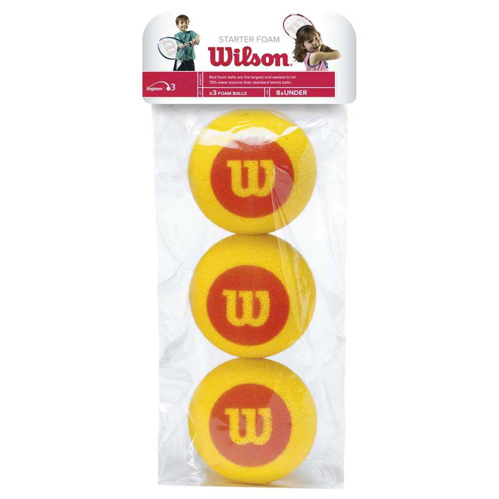Balles tennis Wilson Starter Foam Bag