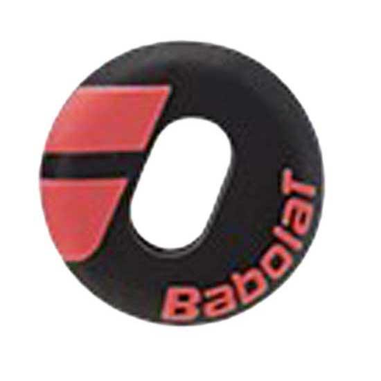 Accessoires Babolat Custom Dampener 2 Units One Size Black / Red Fluo