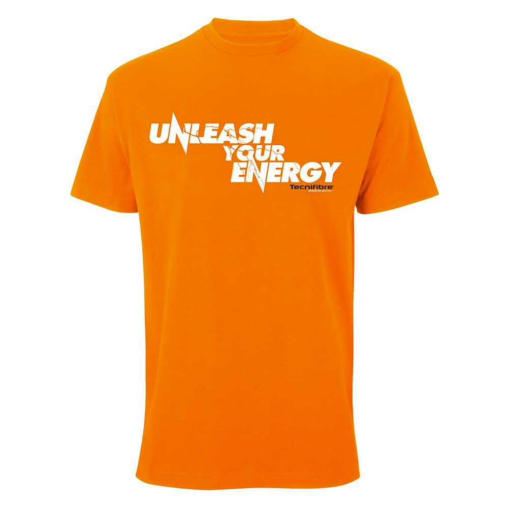 Tecnifibre T-Shirt Squash Unleash Your Energy
