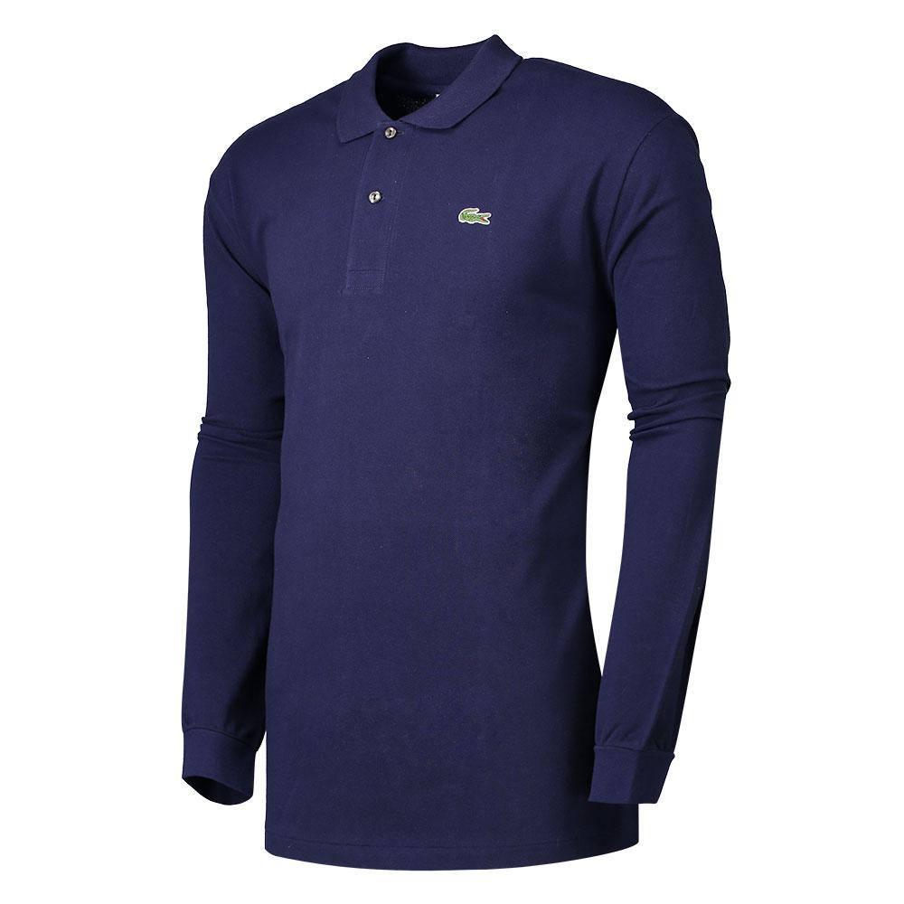 f2f7eb732 Lacoste L1312 Best Polo L S - Blue buy and offers on Smashinn
