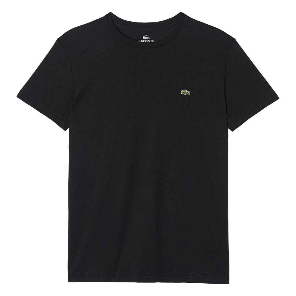 Lacoste Crew Neck t-Shirt in Cotton