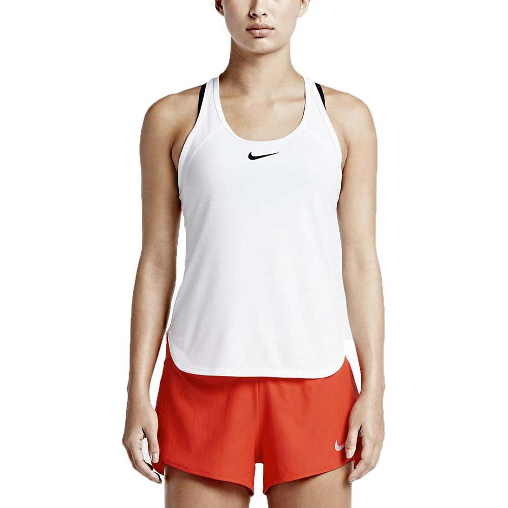 T-shirts Nike Dry Tank Slam XL White / White / Black