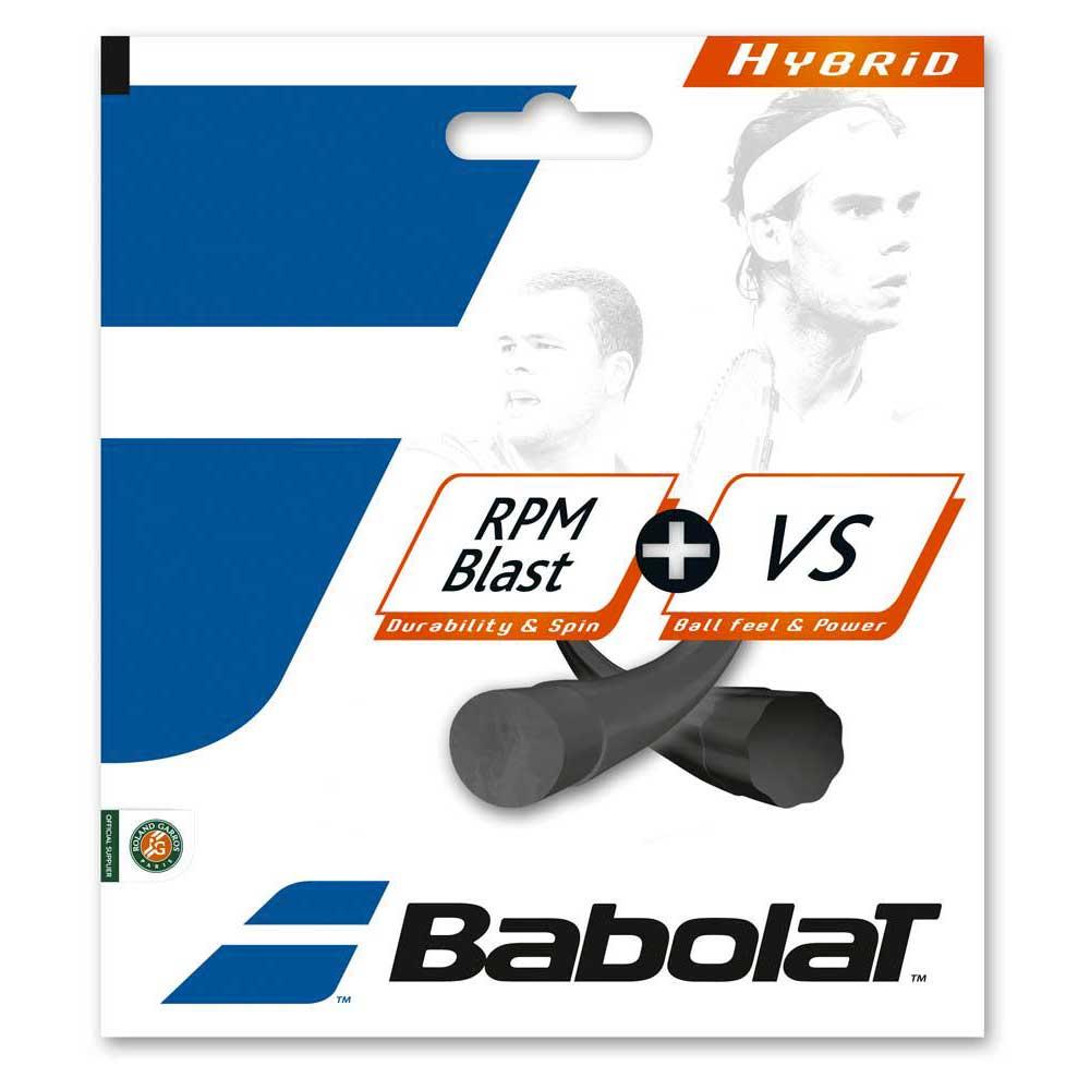 Ficelle Babolat Hybrid Rpm Blast/vs 12 M