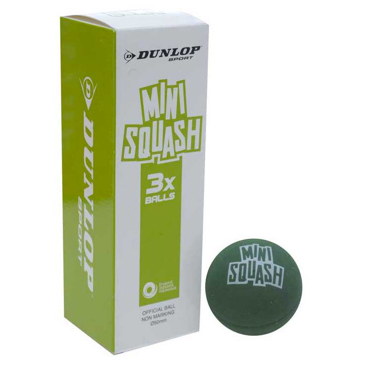 Dunlop Comp Mini Squash 40Mm