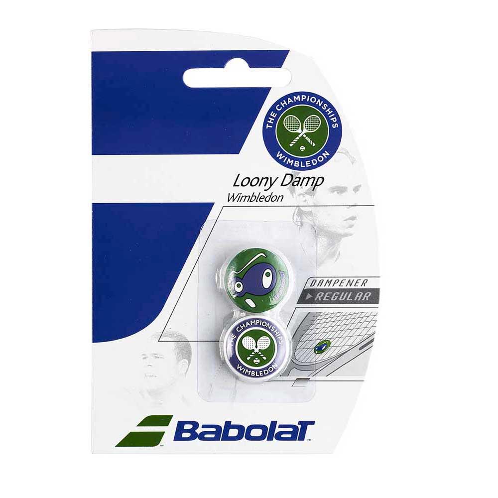Accessoires Babolat Loony Damp Wimbledon 2 Units