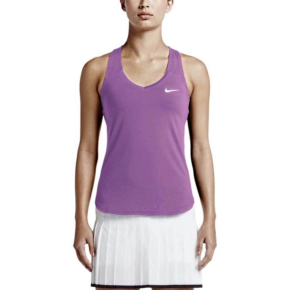 T-shirts Nike Tank Team Pure