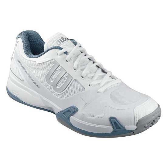 best authentic 52703 fe673 Wilson Rush Pro 2.0 Clay Court buy and offers on Smashinn