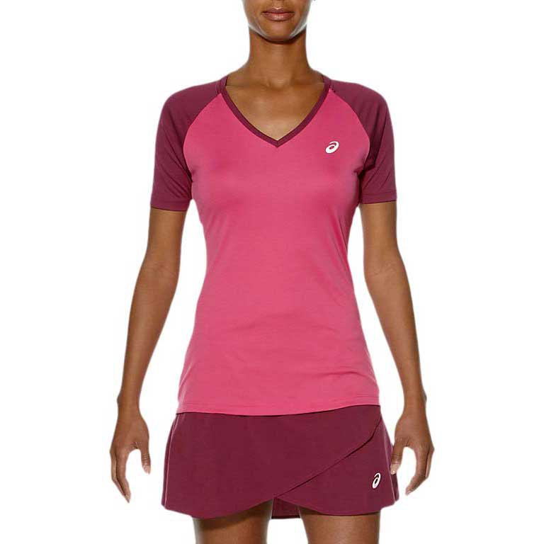 Asics Club V Neck Top