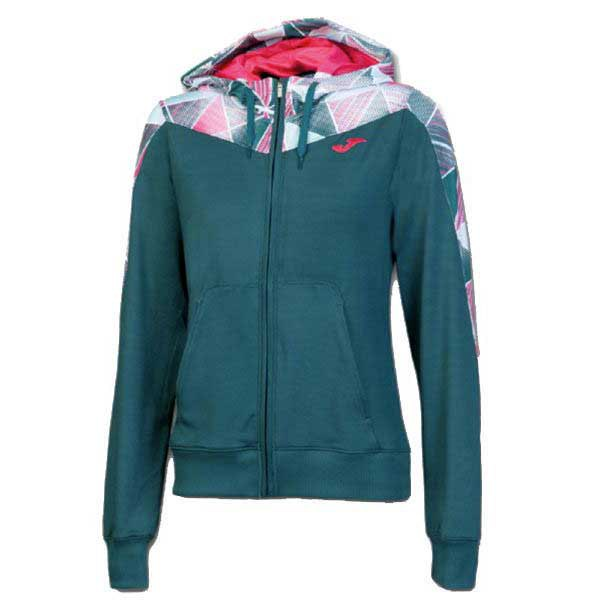 Joma Grafity Patterned Hooded Jacket