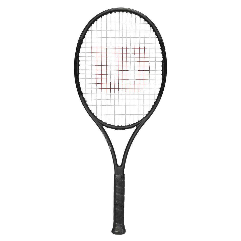 Raquettes de tennis Wilson Pro Staff 26 One Size Black / Black