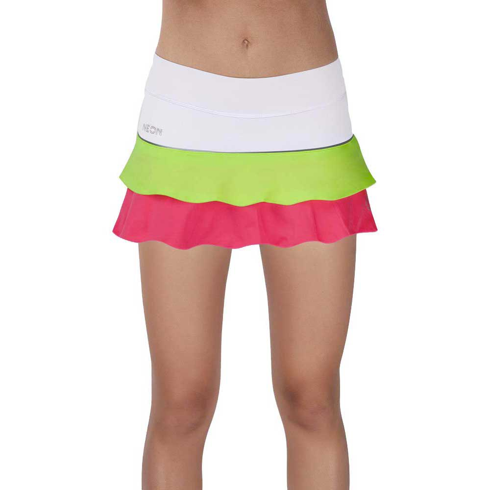 Neon Nantes Afternoon Skirt