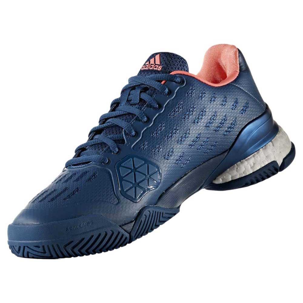 adidas Barricade 2016 Boost Hard Court Shoes, Smashinn