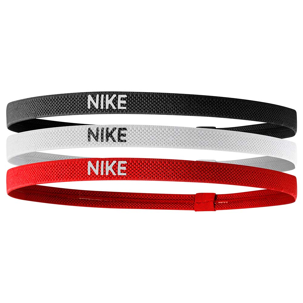 Couvre-chef Nike-accessories Elastic Hairbands Pack 3 Units