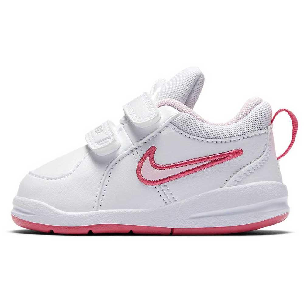 super popular ddd88 a2a82 Nike Pico 4 Tdv White buy and offers on Smashinn