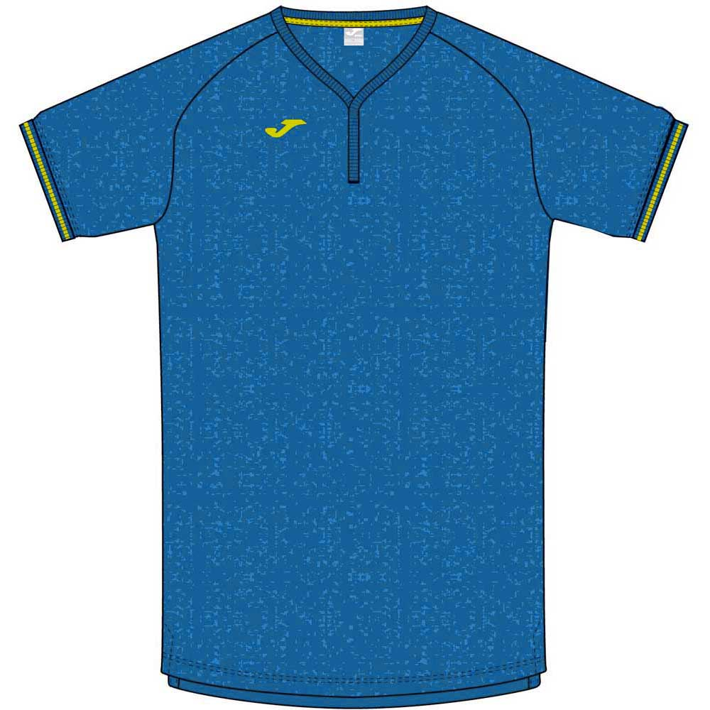 Joma V Neck Polo Shirt