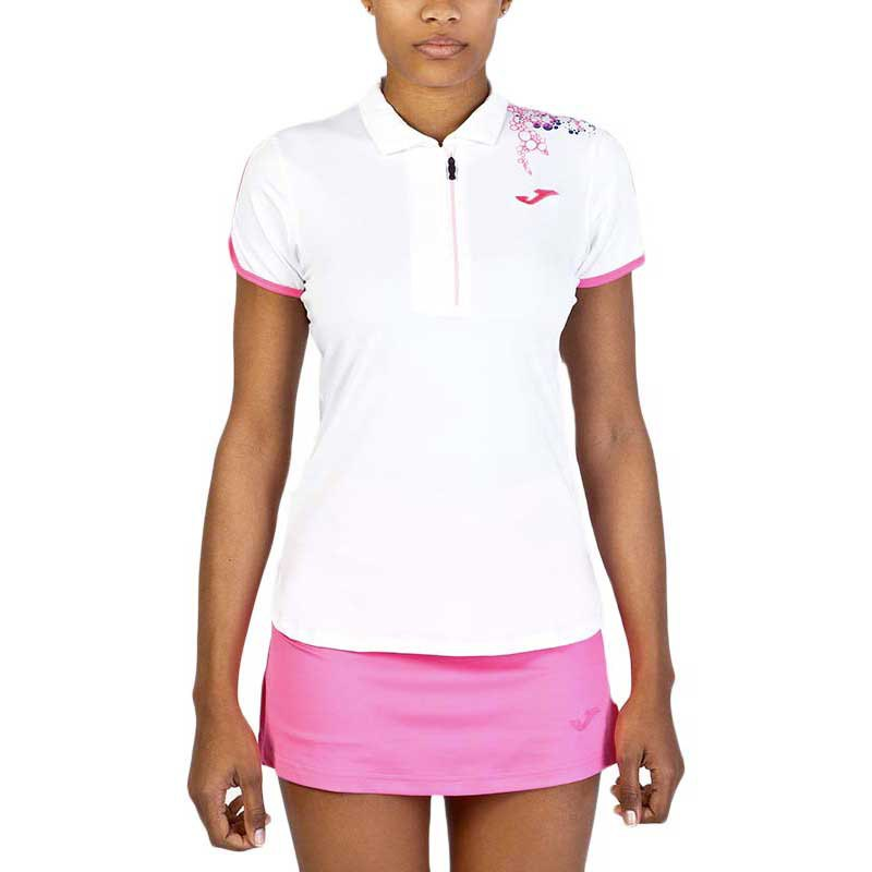 Joma Zipper Polo Shirt