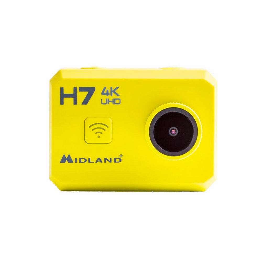 Midland H7 4K and WiFi Integrated