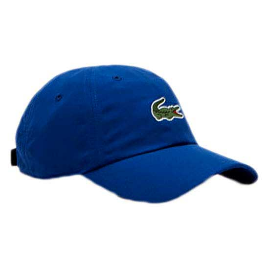 fa826a88a Lacoste RK2464 Cap Blue buy and offers on Smashinn