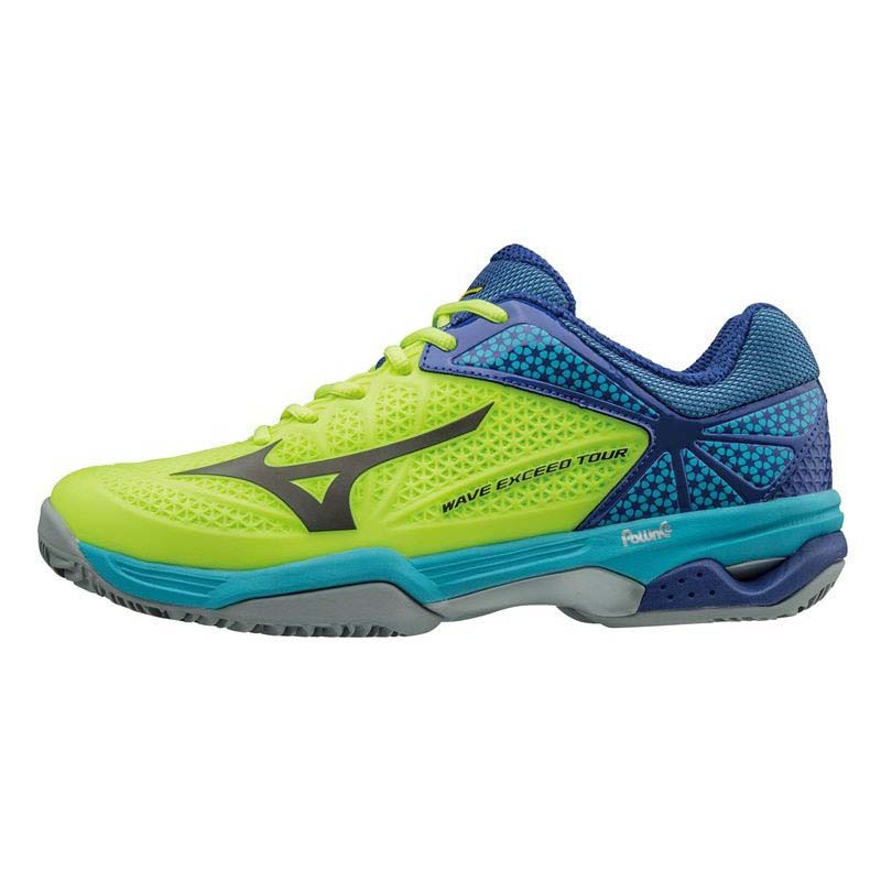 Mizuno Wave Intense Tour 2 CC Tennis Shoes  XVQRKLFBX