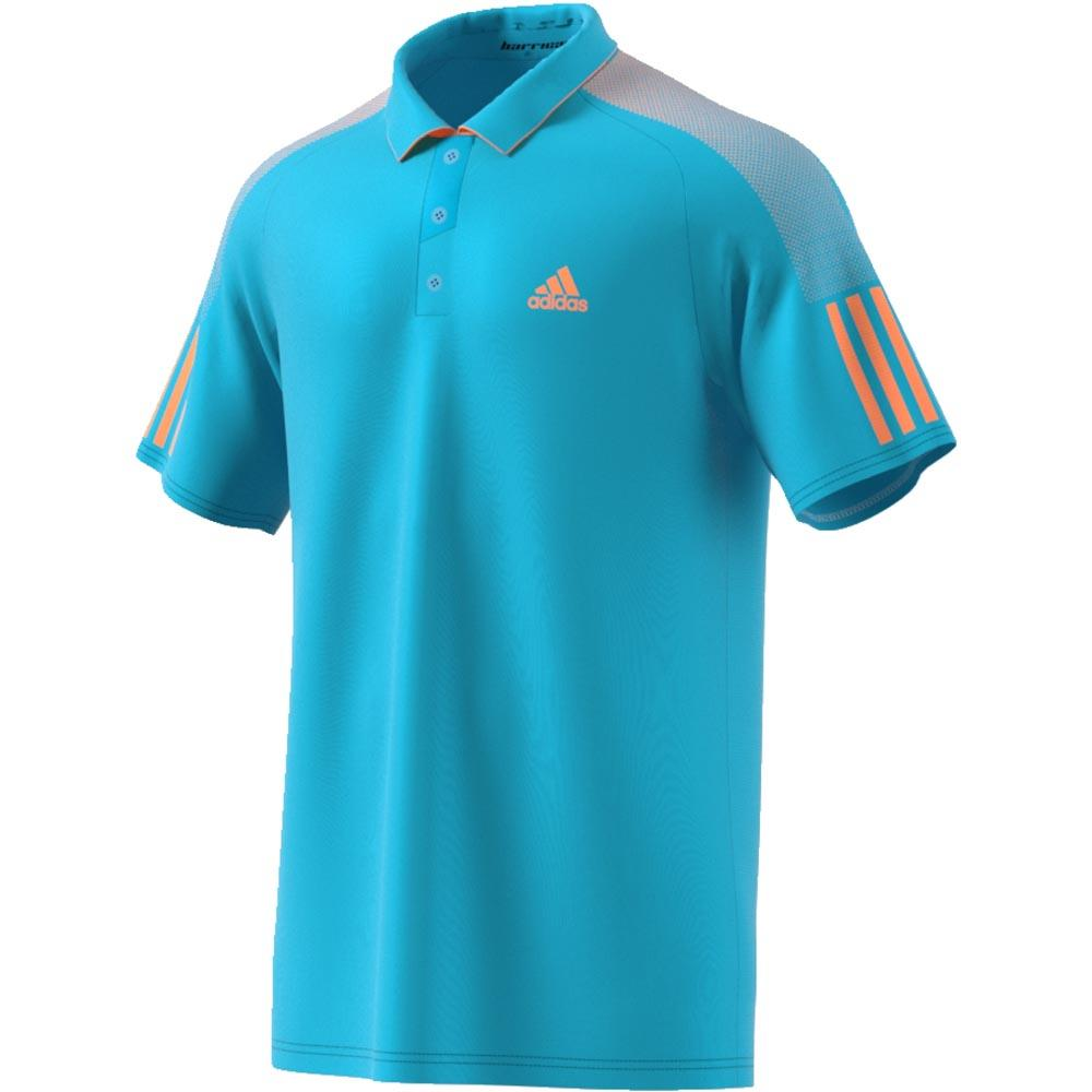 Adidas barricade polo buy and offers on smashinn for Adidas barricade polo shirt