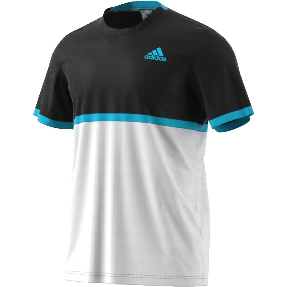 adidas Court T Shirt White buy and offers on Smashinn