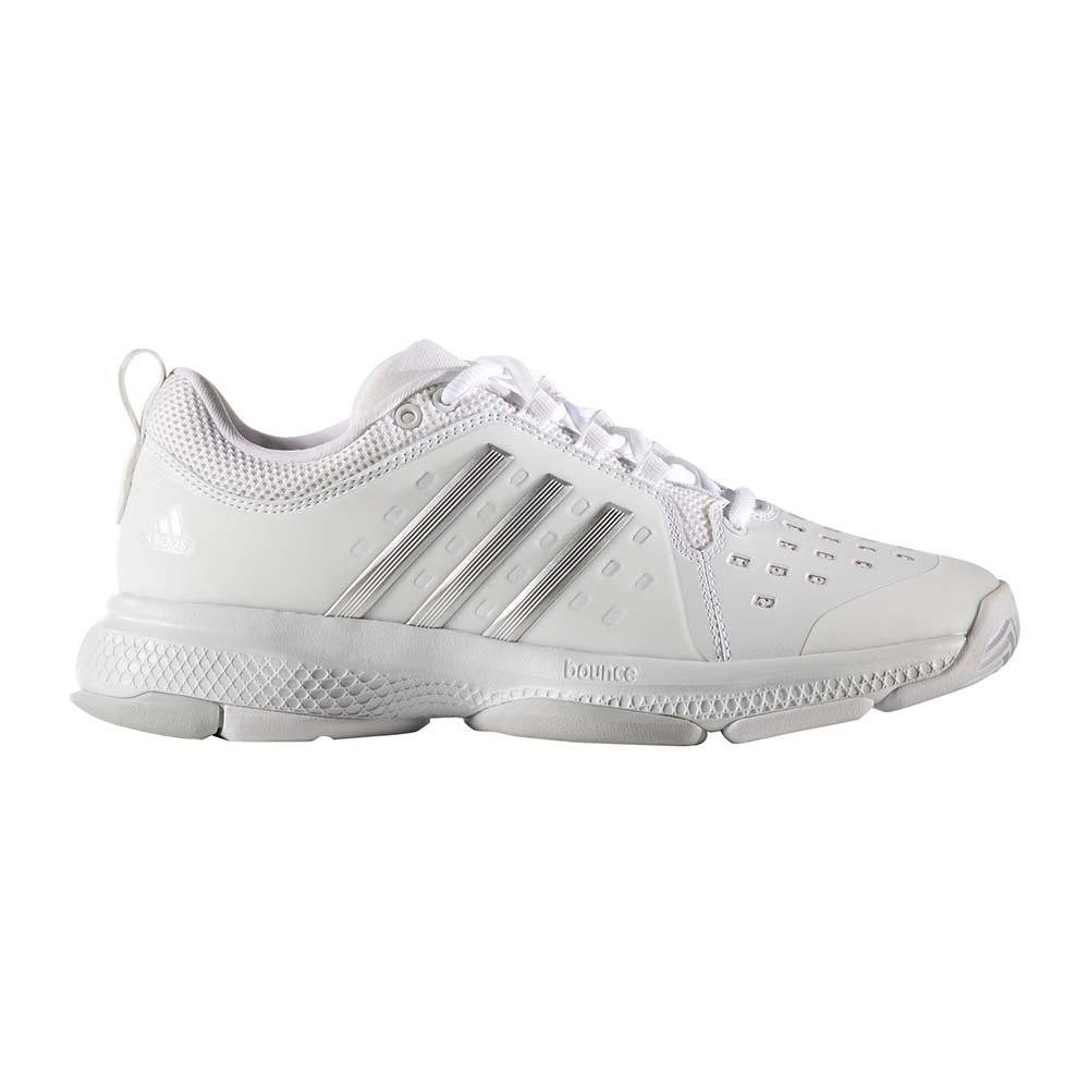 adidas Barricade Classic Bounce White