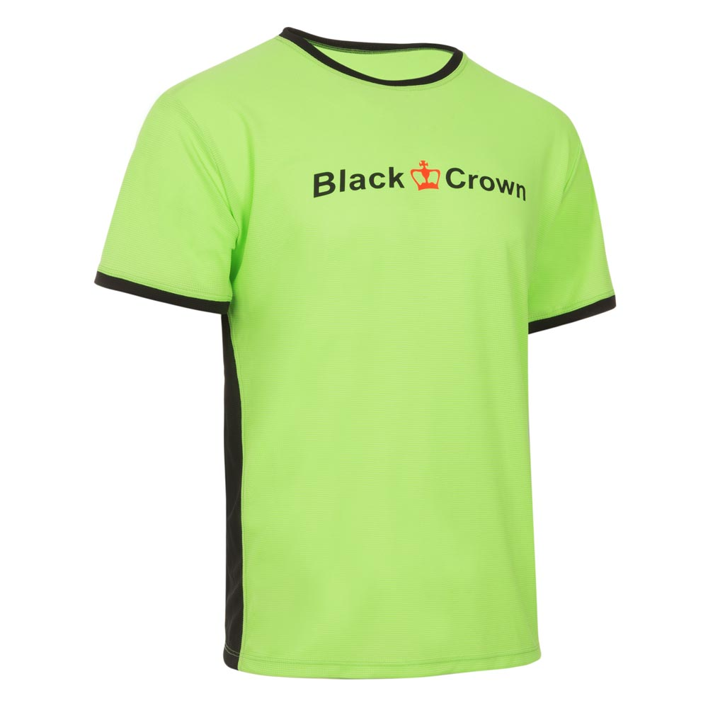 T-shirts Black-crown T Shirt Algarve