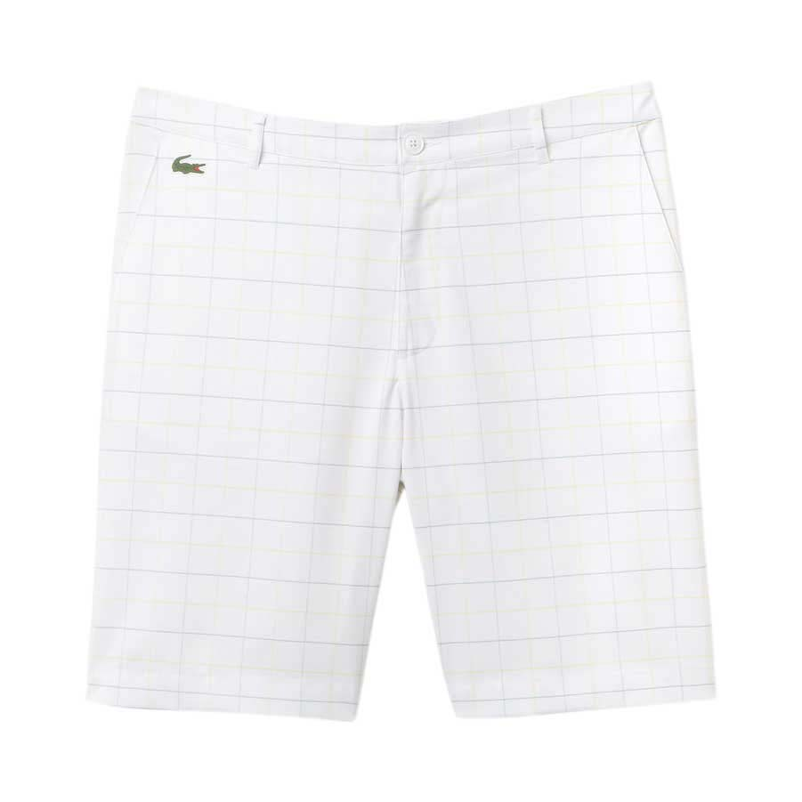 Lacoste Ultra Dry Stretch Gabardine Golf Bermuda