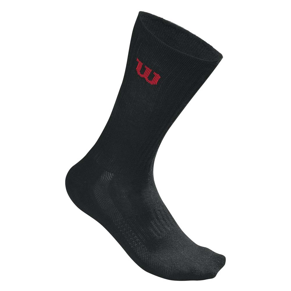 Chaussettes Wilson Crew 3 Pair Pack