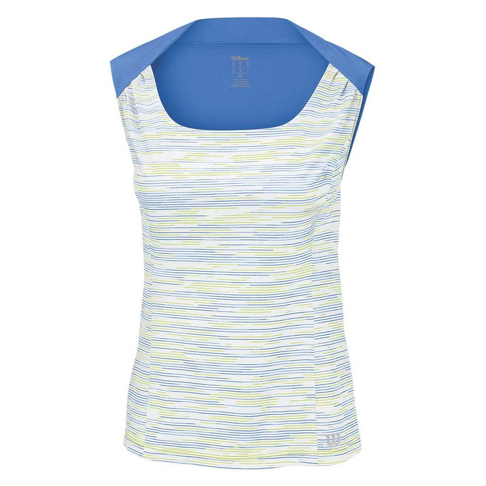 T-shirts Wilson Star Striated