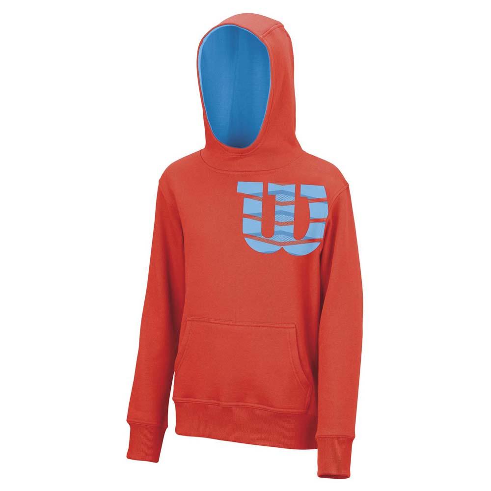 Sweatshirts Wilson Shoulder Cotton Pullover Junior