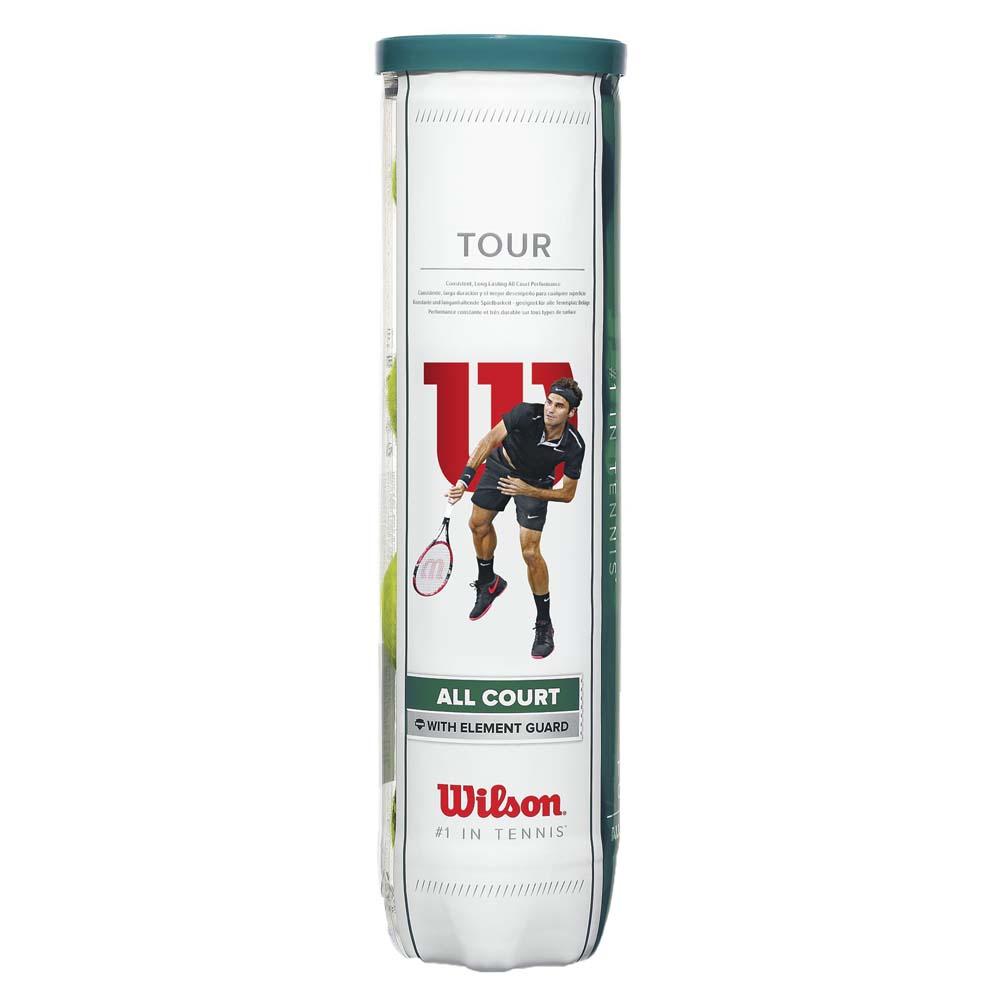 Balles tennis Wilson Tour All Court