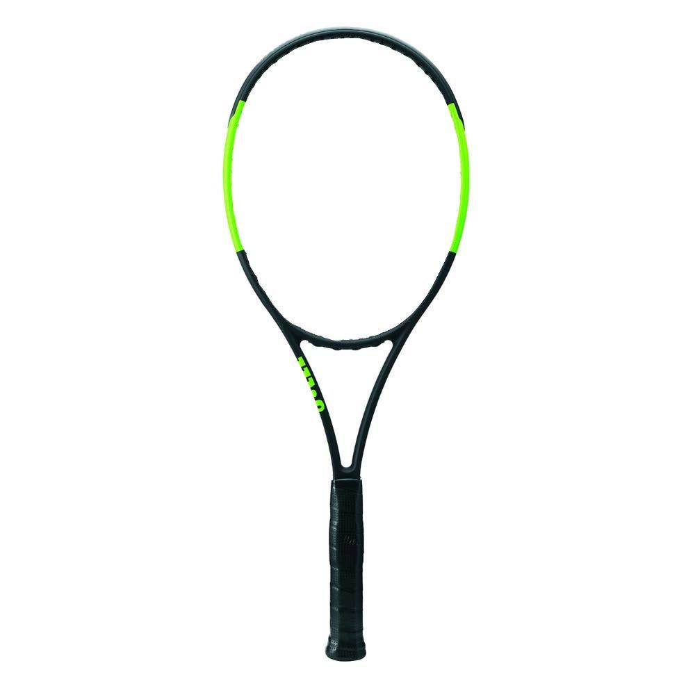 Wilson Blade 98ul 16x19 Sans Cordage 3 Black Velvet / Electric Lime