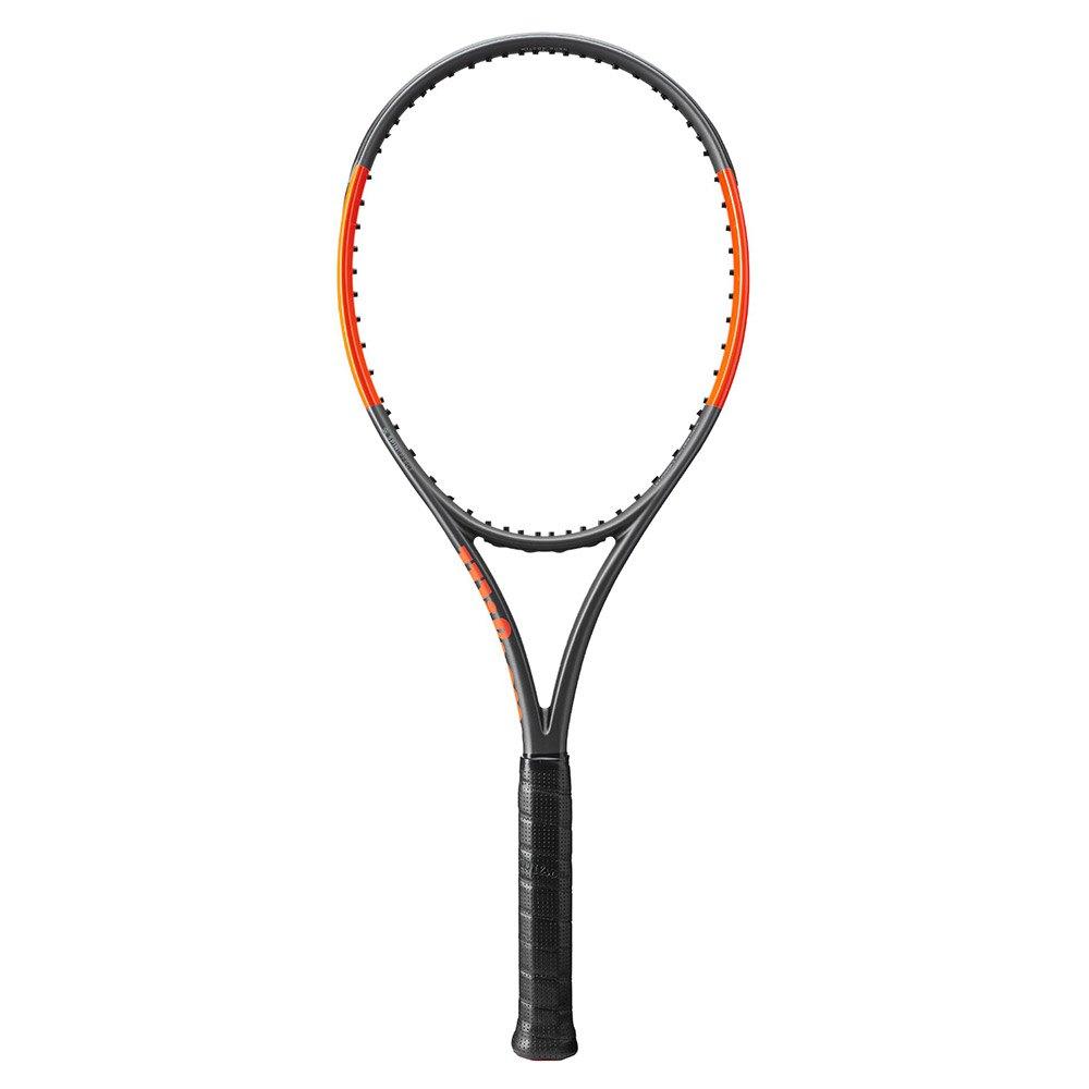 Raquettes de tennis Wilson Burn 100 Ls Sans Cordage