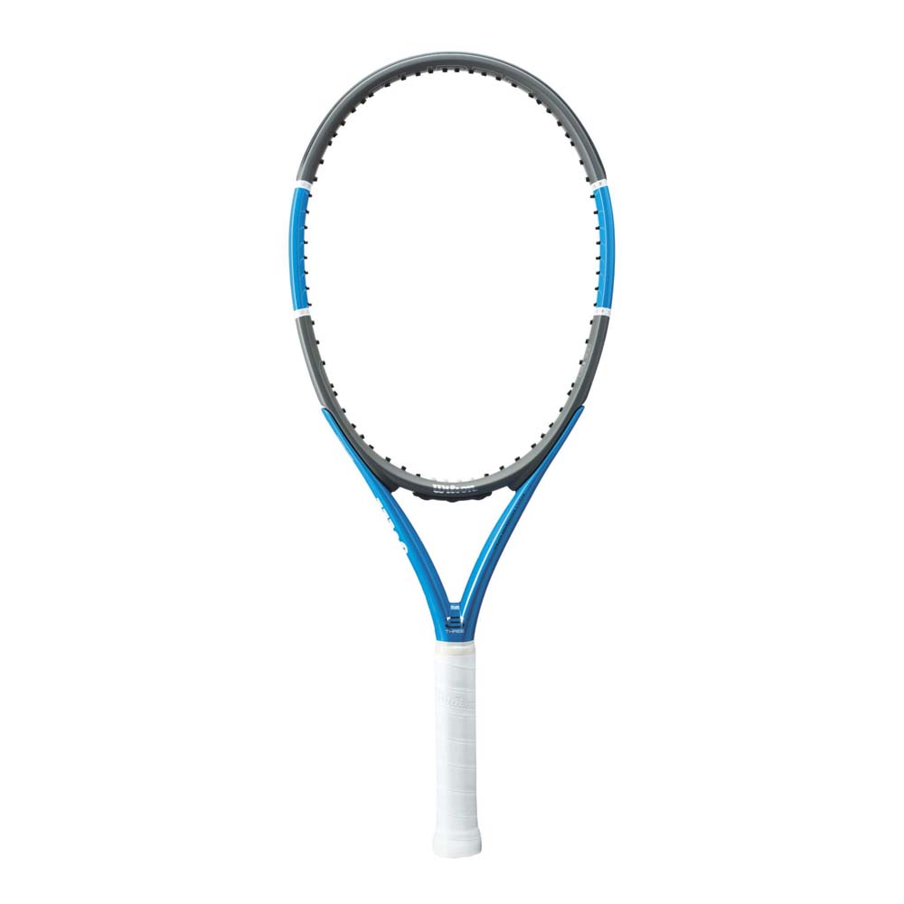 Wilson Triad Three Sans Cordage 1 White / Grey / Blue