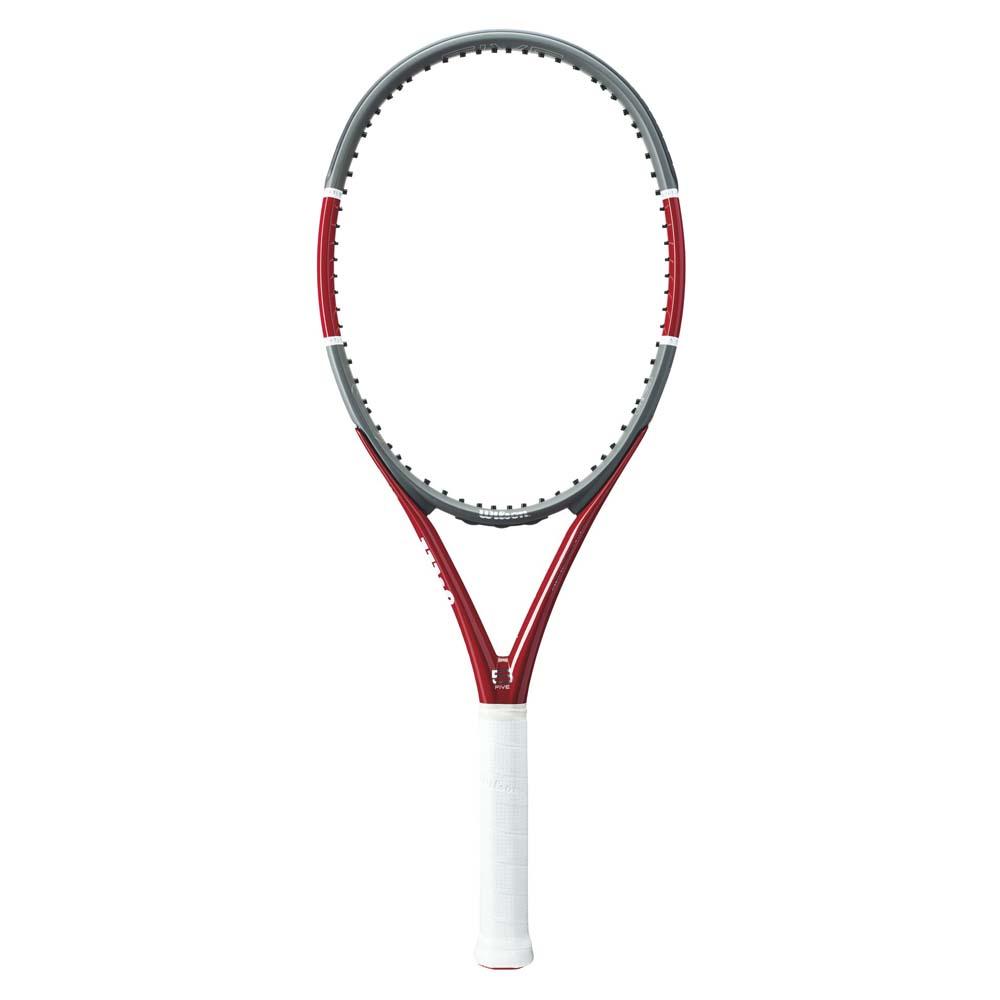 Raquettes de tennis Wilson Triad Five Unstrnug
