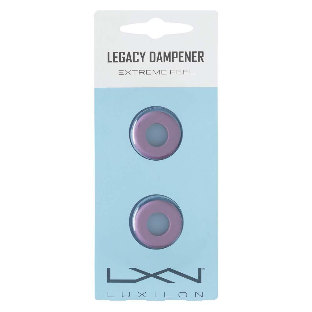 Accessoires Luxilon Legacy Dampener 2 Units One Size Purple