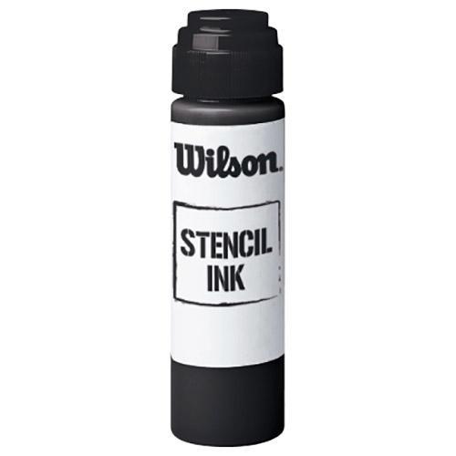 Accessoires Wilson Stencil Ink One Size Black