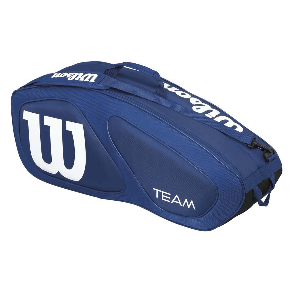 Wilson Team II 6 Pack Blå köp och erbjuder, Smashinn Racket