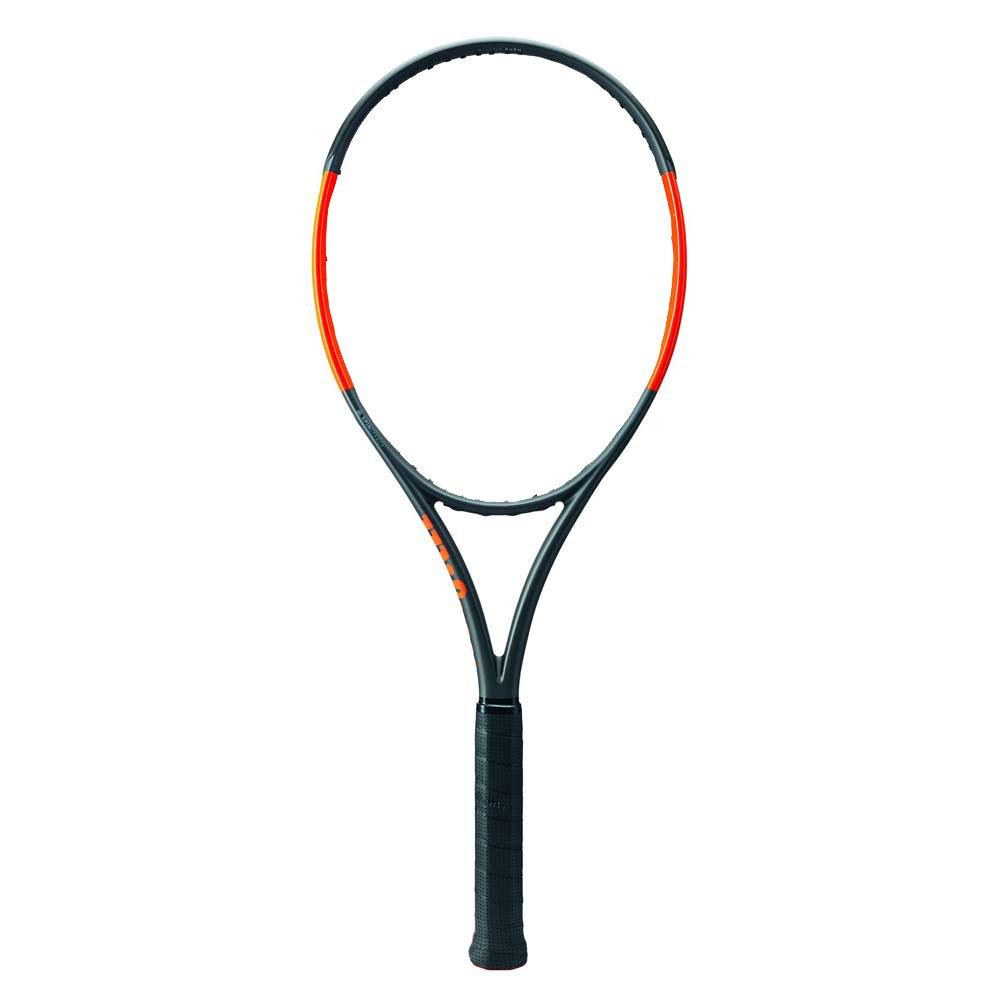 Raquettes de tennis Wilson Burn 100 S Countervail Sans Cordage