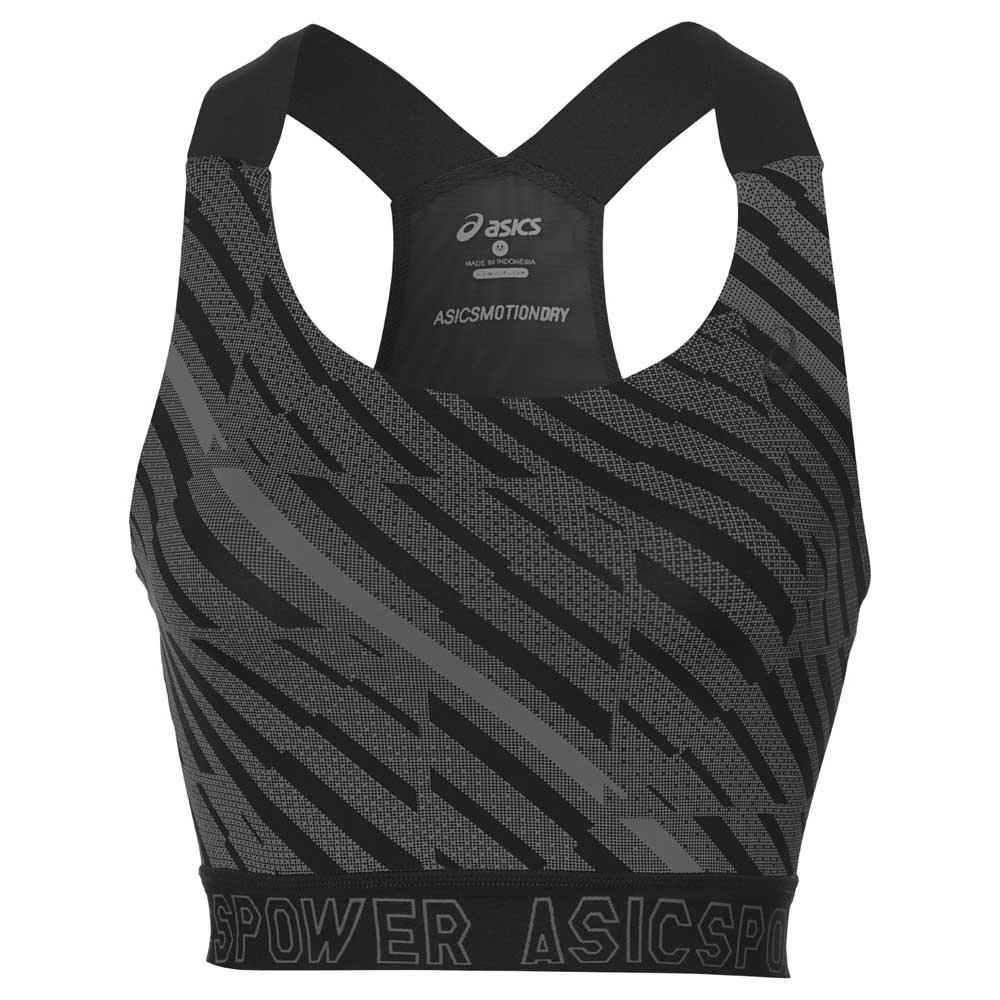 Vêtements intérieurs Asics Focus Graphic Bra S Performance Black