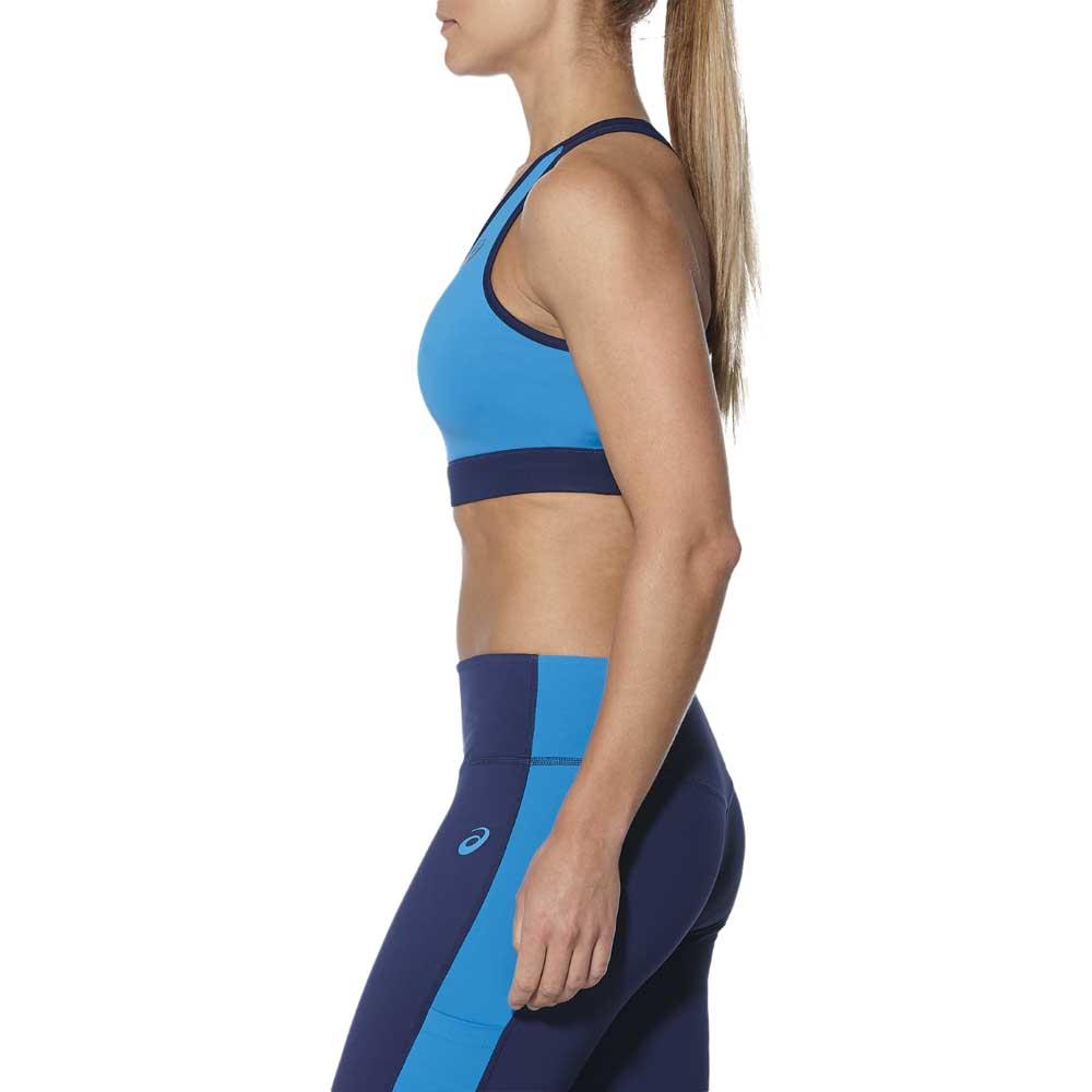 Wildcountry Sport Bra Top Woman Blå Damkläder Underkläder