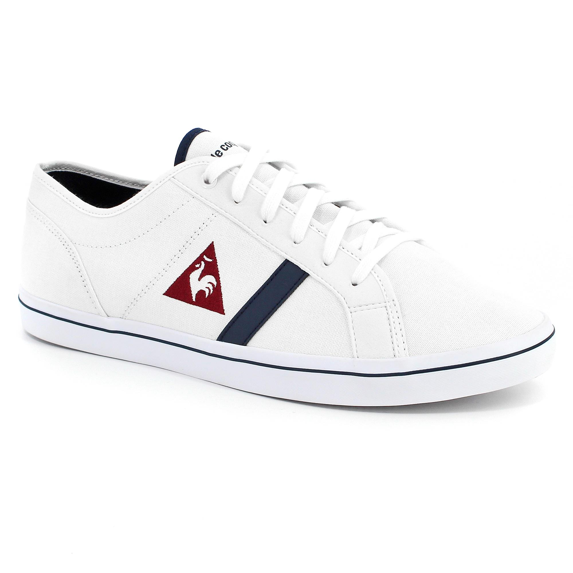 premium selection c4d20 6a0ba Le coq sportif Aceone CVS White buy and offers on Smashinn
