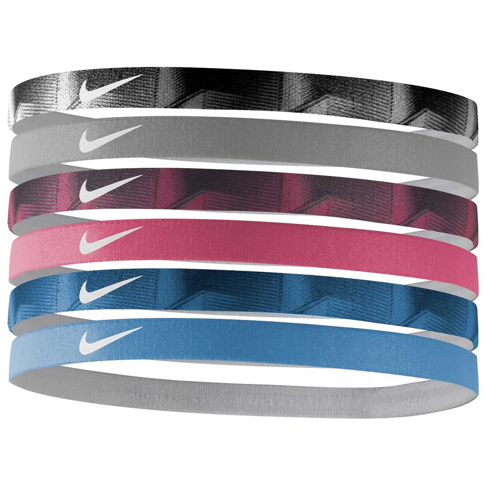 Nike accessories Printed Headbands Assorted 6 Pack  a23e7256057a2