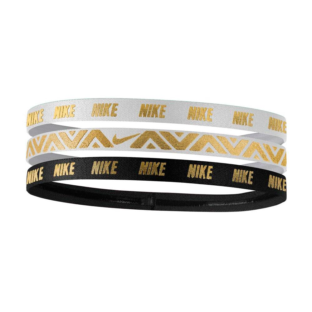 Couvre-chef Nike-accessories Metallic Hairbands 3 Pack