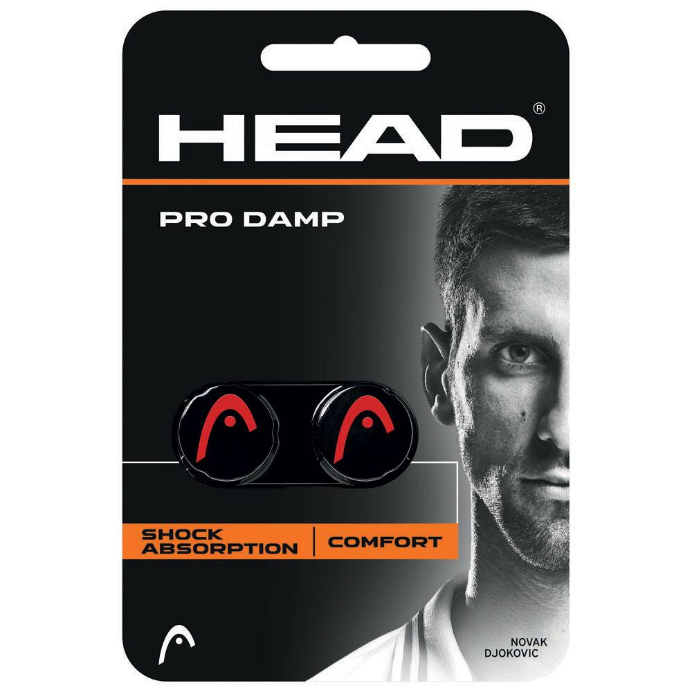 Accessoires Head Pro Dampener 2 Units One Size Black / Red