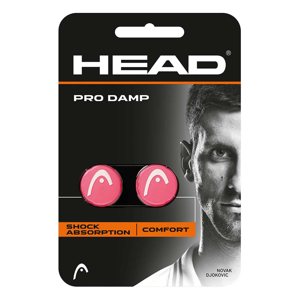 Accessoires Head Pro Dampener 2 Units One Size Pink / White