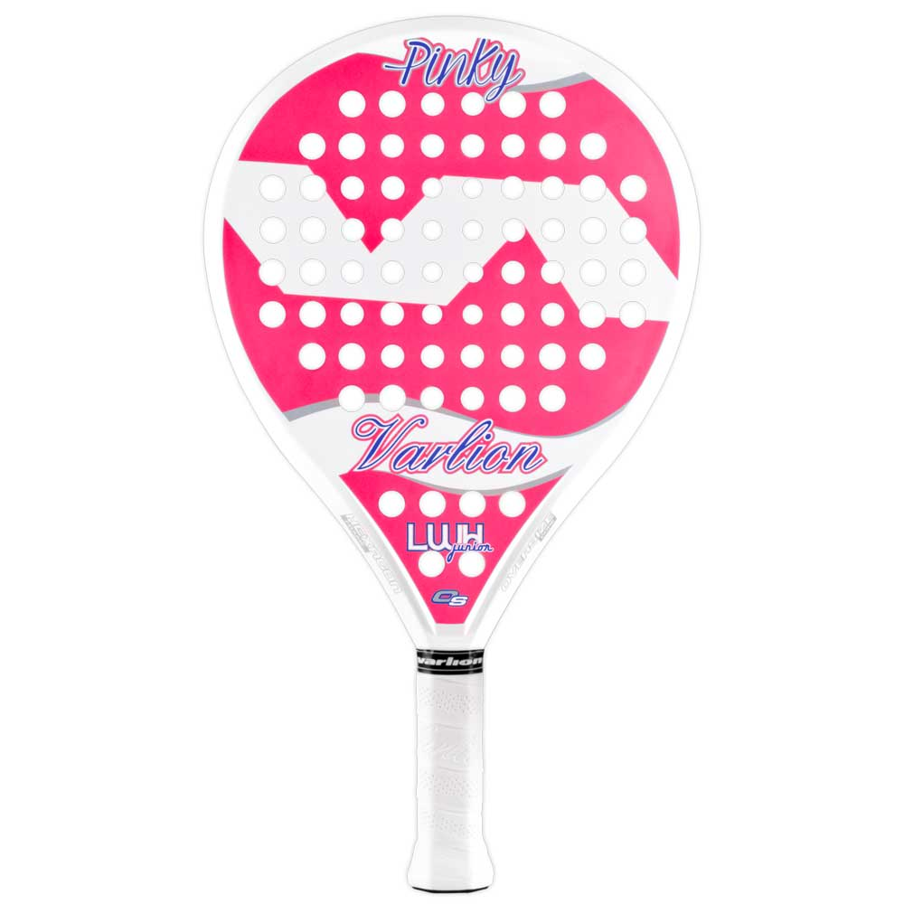 Raquettes de padel Varlion Lw H Junior Pinky 280-285 gr Pink / White