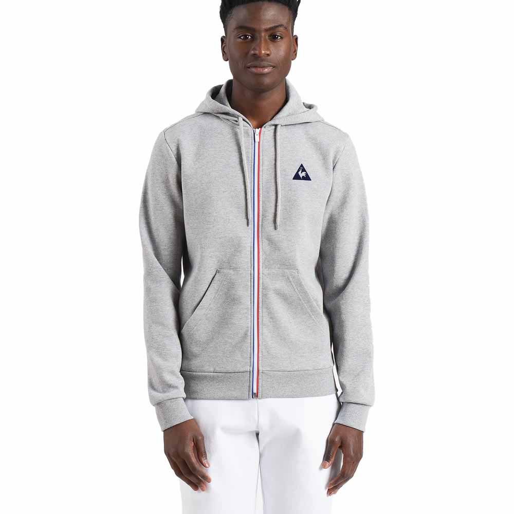3946216387 Le coq sportif Sp Full Zip Hood buy and offers on Smashinn